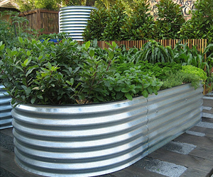 Safe Materials For Raised Vegetable Beds