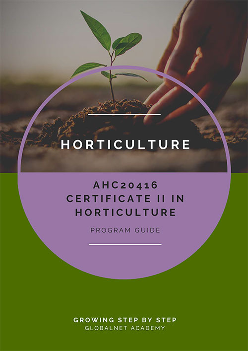 AHC20416 Certificate II in Horticulture Image